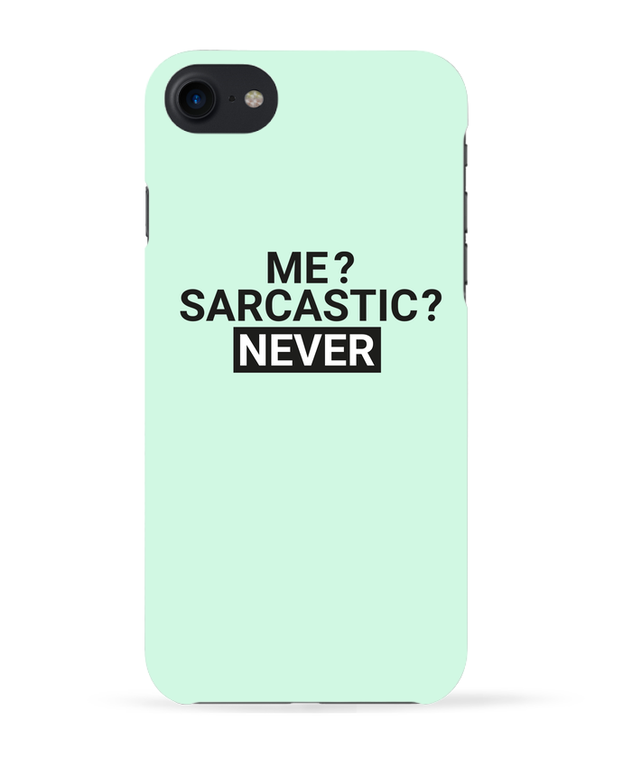 Carcasa Iphone 7 Me sarcastic ? Never de tunetoo