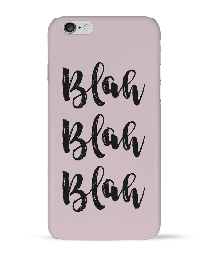 Carcasa  Iphone 6 Blah Blah Blah ! por tunetoo