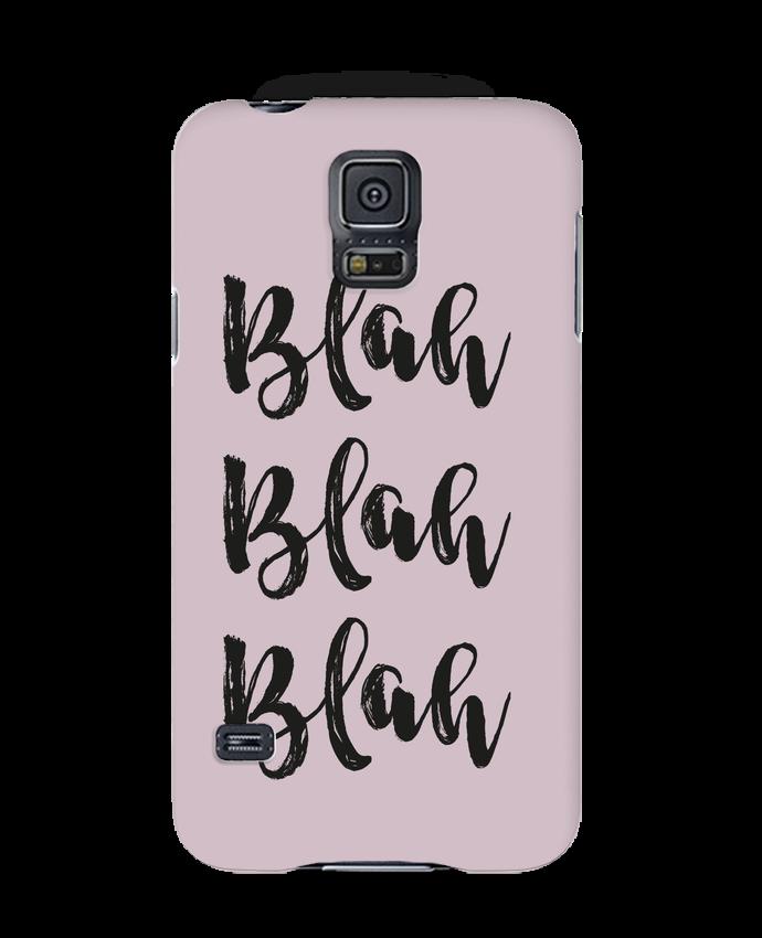 Carcasa Samsung Galaxy S5 Blah Blah Blah ! por tunetoo