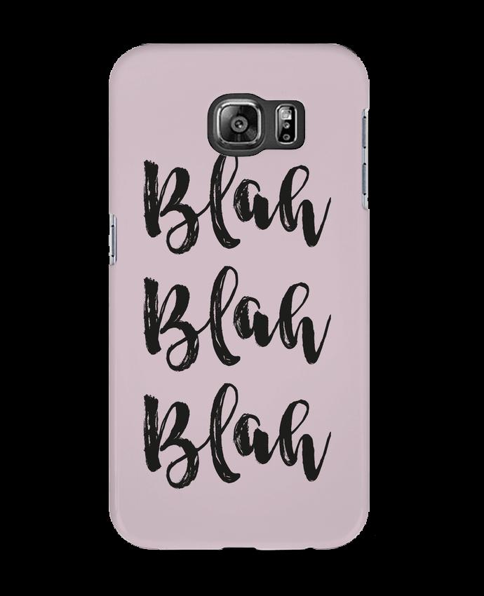 Carcasa Samsung Galaxy S6 Blah Blah Blah ! - tunetoo