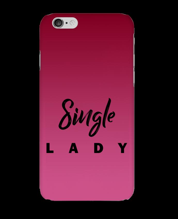 Carcasa  Iphone 6 Single lady por tunetoo