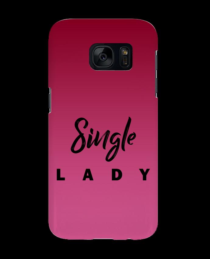 Carcasa Samsung Galaxy S7 Single lady por tunetoo