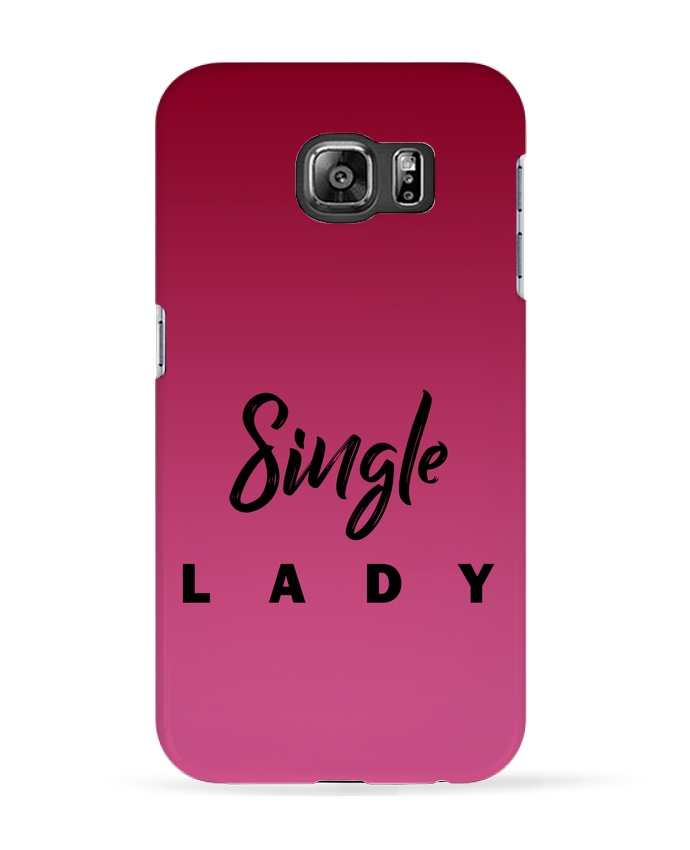 Carcasa Samsung Galaxy S6 Single lady - tunetoo