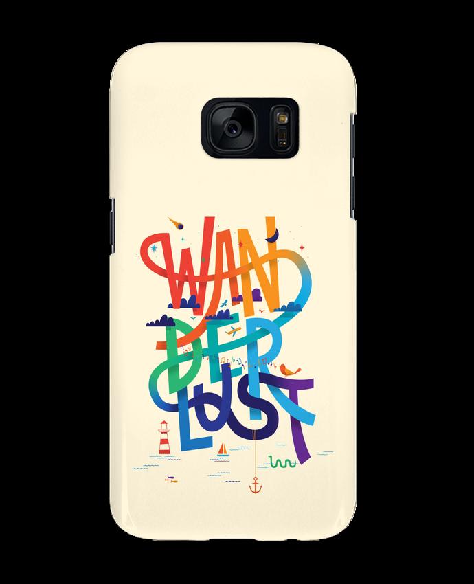 Carcasa Samsung Galaxy S7 WanderLust por chriswharton