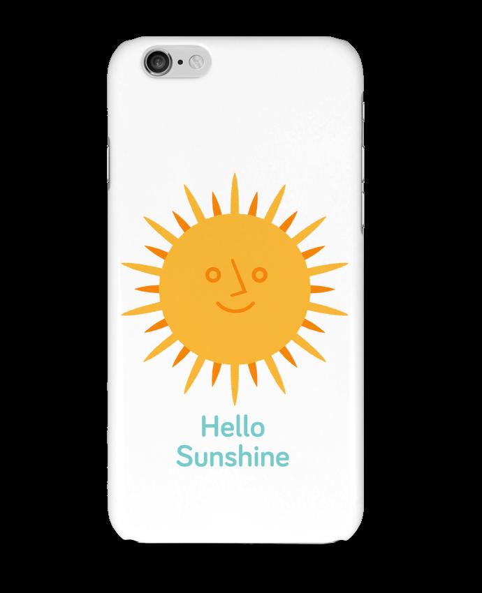 Carcasa  Iphone 6 HelloSunshine por chriswharton