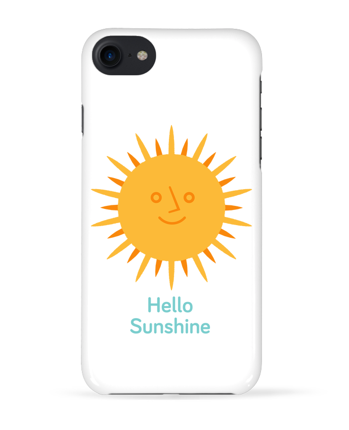 Carcasa Iphone 7 HelloSunshine de chriswharton