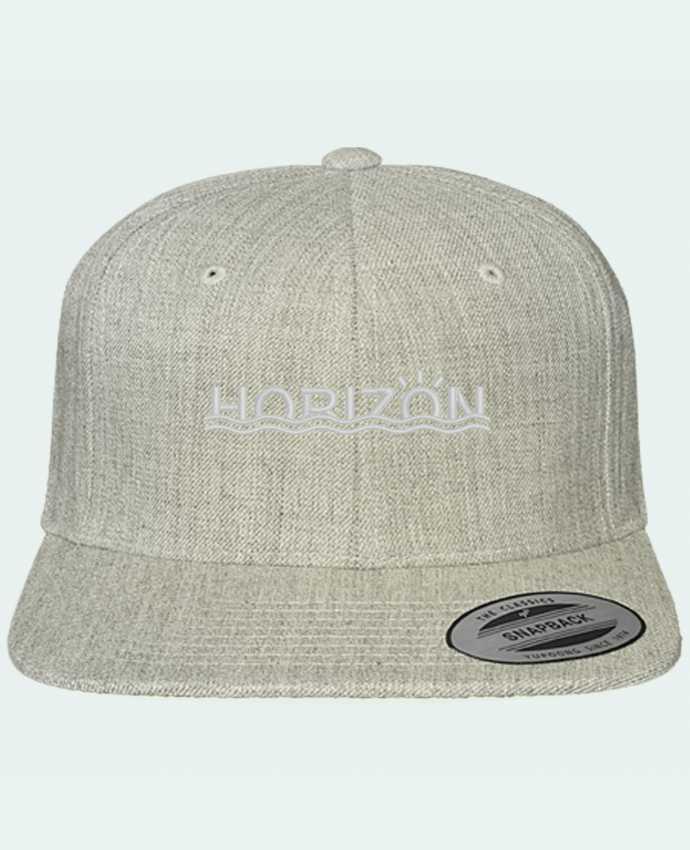 Gorra Snapback Clásica Horizon por tunetoo