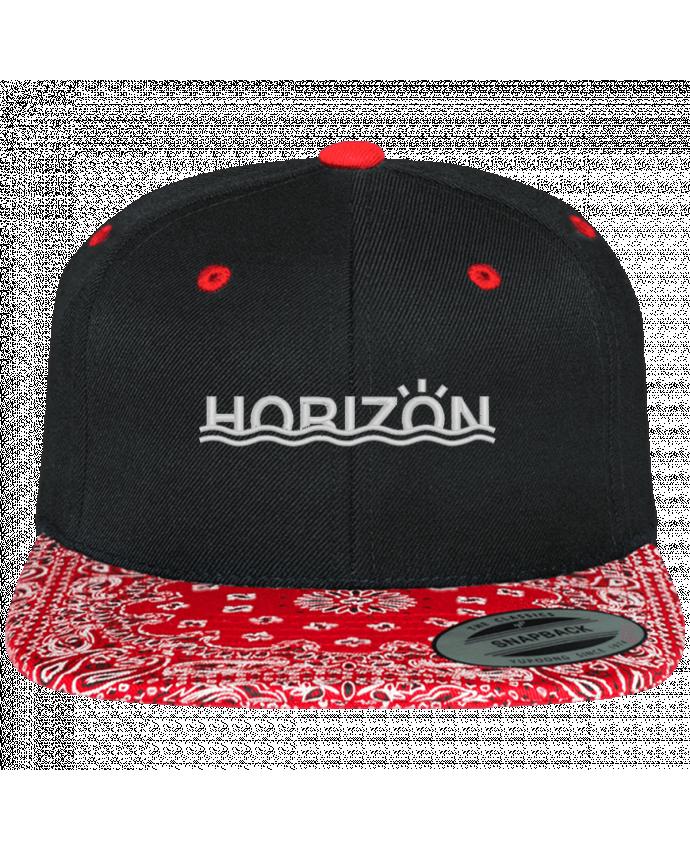 Gorra Snapback Motivo Horizon por tunetoo