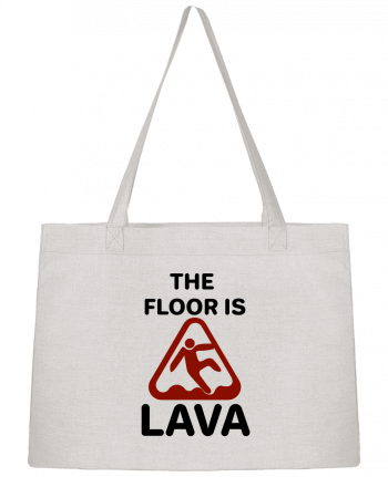 Bolsa de Tela Stanley Stella The floor is lava por tunetoo