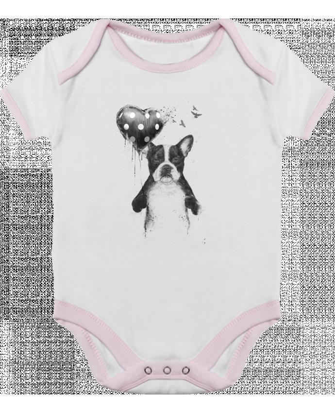 Body Bebé Contraste my_heart_goes_boom por Balàzs Solti