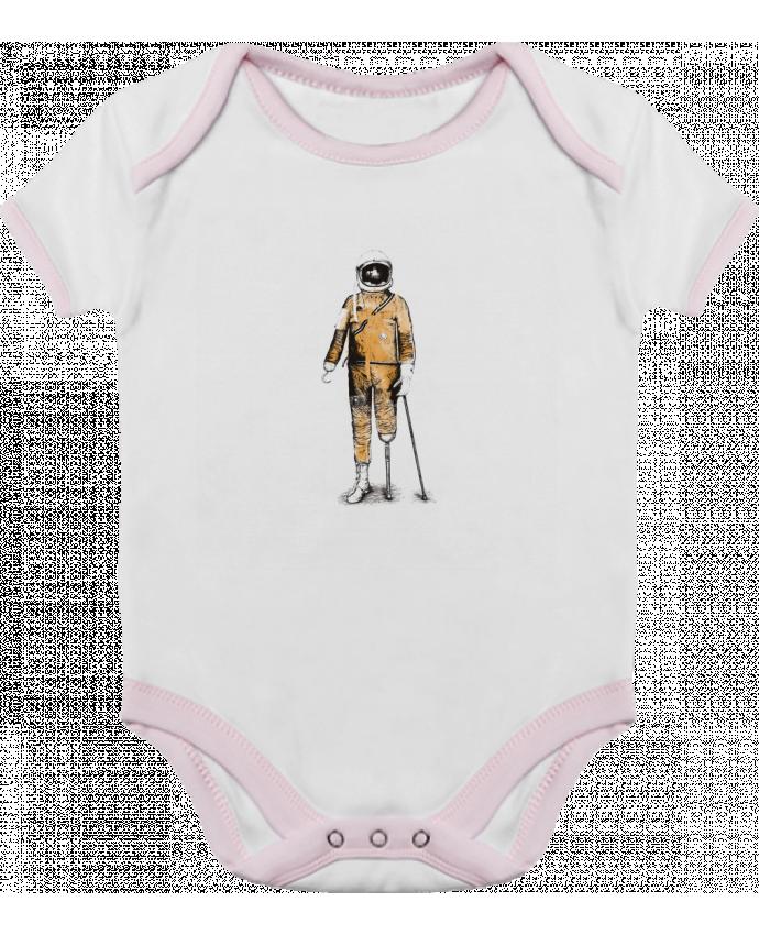 Body Bebé Contraste Astropirate por Florent Bodart