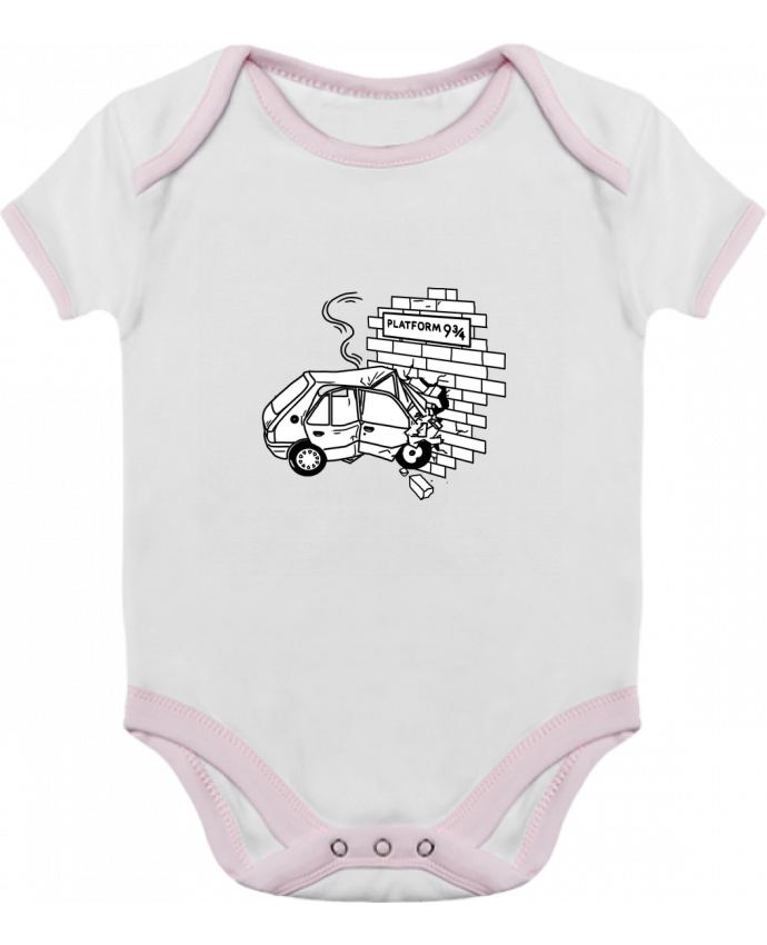 Body Bebé Contraste 205 por tattooanshort