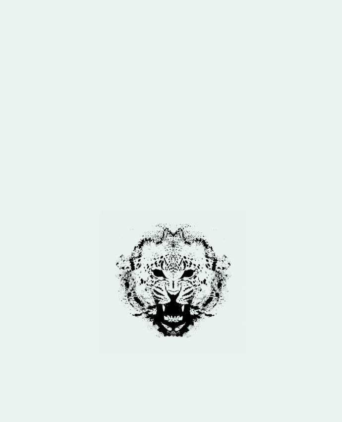 Bolsa de Tela de Algodón leopord por Graff4Art
