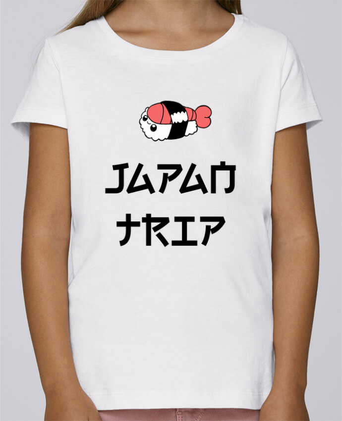 Camiseta Niña Stella Draws Japan Trip por tunetoo