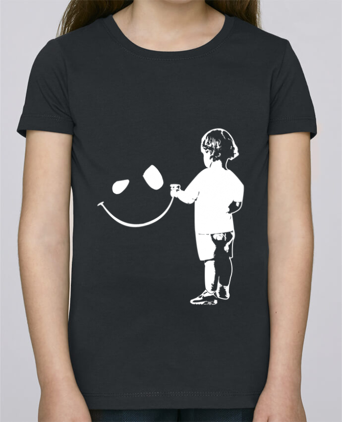 Camiseta Niña Stella Draws enfant por Graff4Art