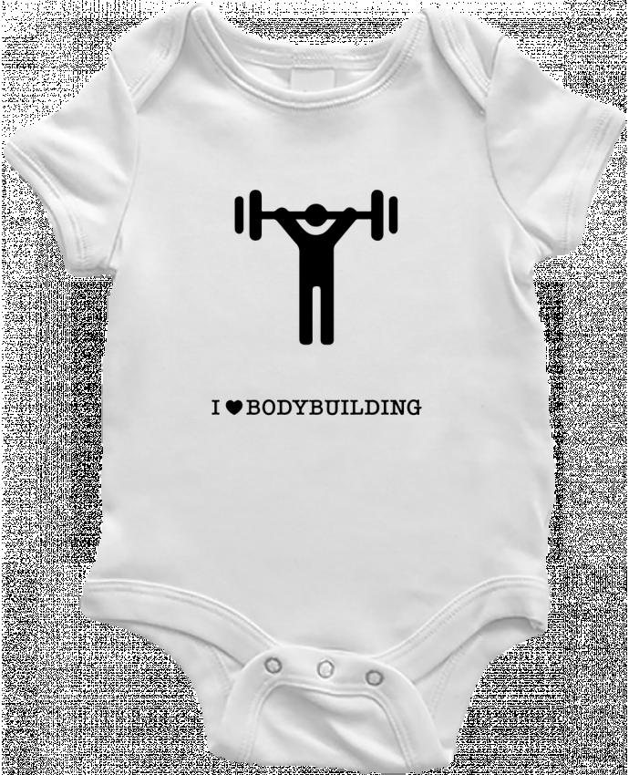 Body Bebé I love bodybuilding por will