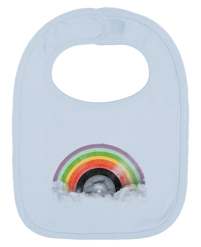 Babero Liso y Contrastado Rainbow Classics por Florent Bodart