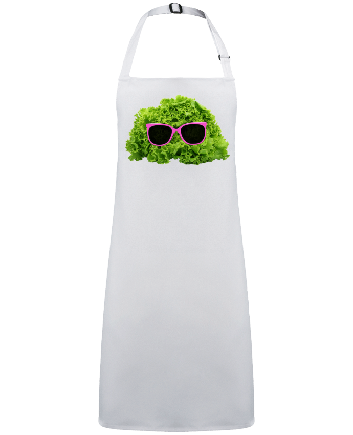 Delantal Sin Bolsillo Mr Salad por  Florent Bodart