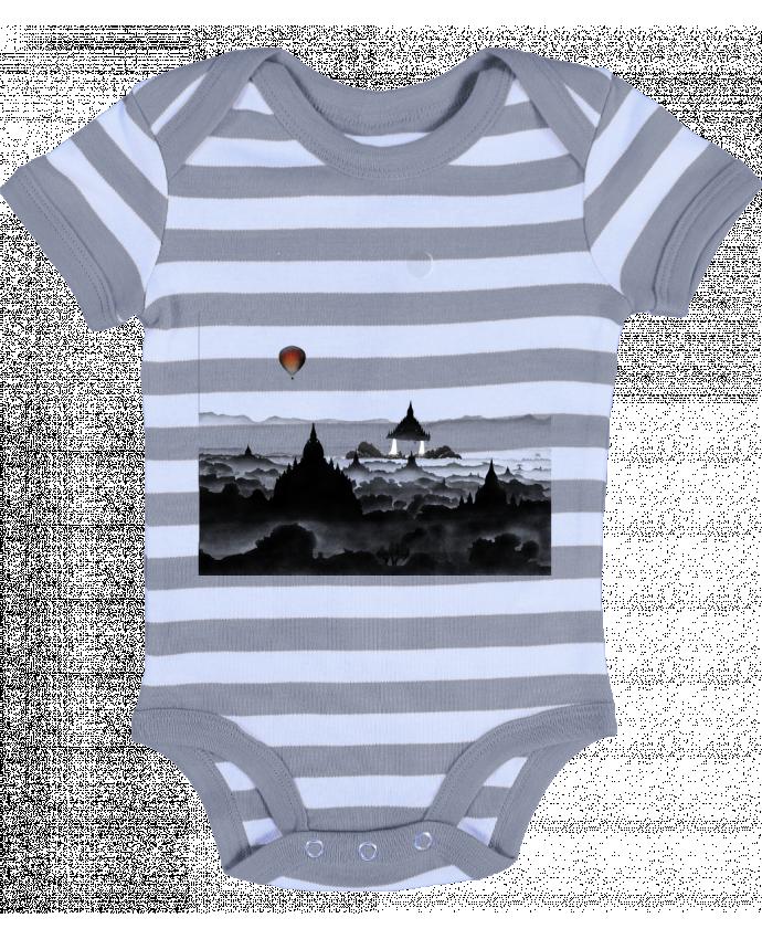 Body Bebé a Rayas Aurora - Florent Bodart