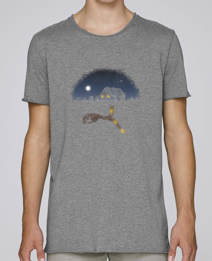 Camiseta Hombre Tallas Grandes Stanly Skates Always Digging por Florent Bodart