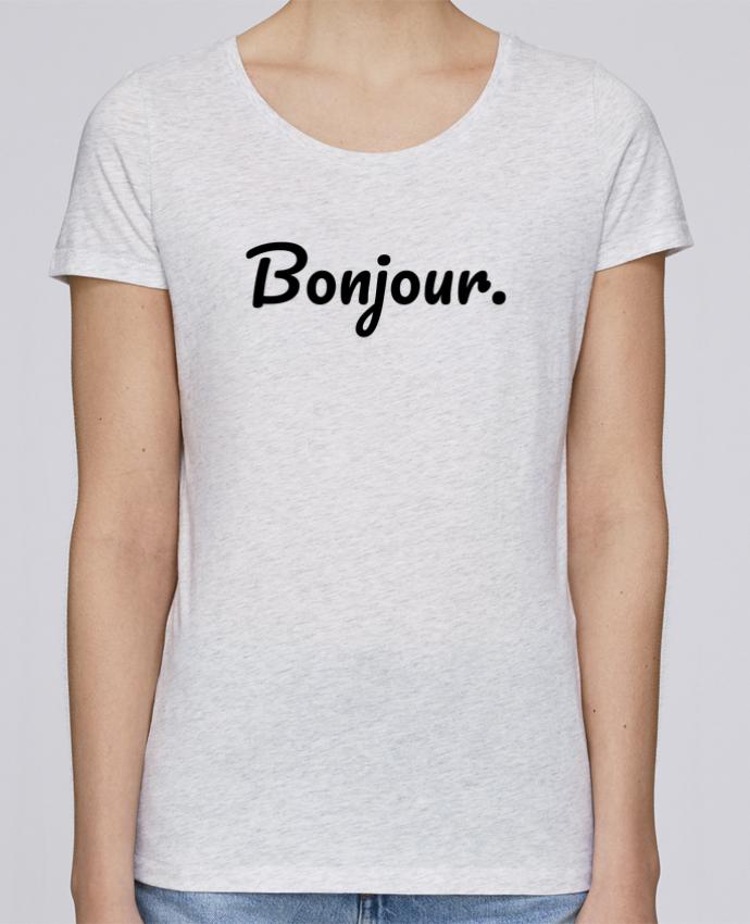 Camiseta Mujer Stellla Loves Bonjour. por tunetoo