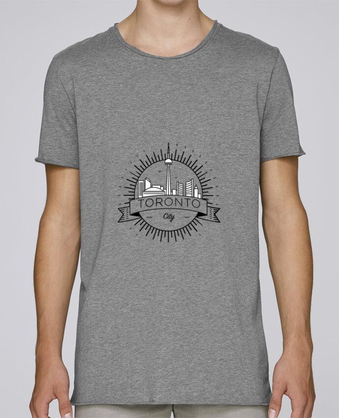 Camiseta Hombre Tallas Grandes Stanly Skates Toronto City por Likagraphe