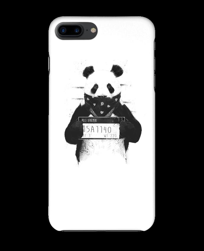 Carcasa Iphone 7+ Bad panda por Balàzs Solti