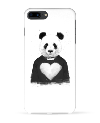 Carcasa 3D Iphone 7+ lovely_panda por Balàzs Solti