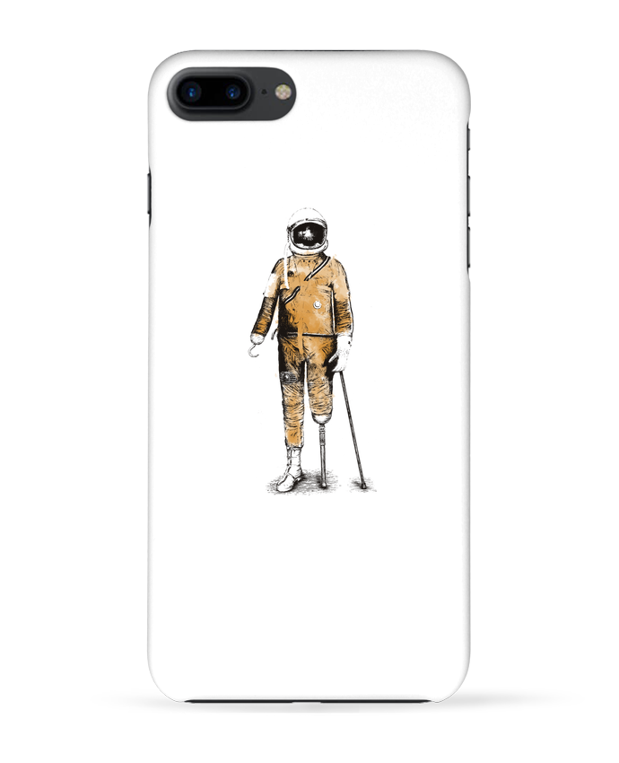 Carcasa Iphone 7+ Astropirate por Florent Bodart