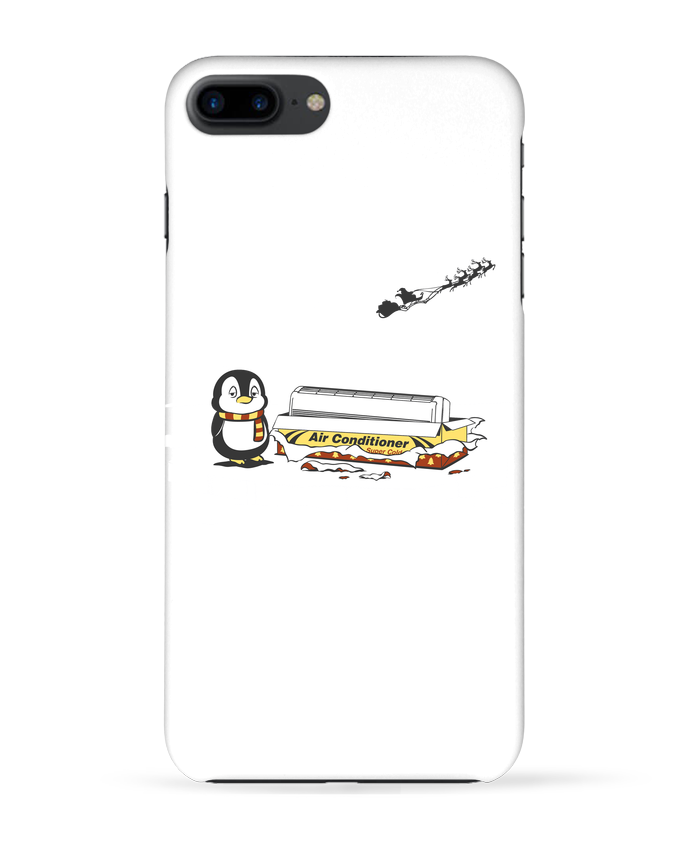 Carcasa Iphone 7+ Christmas Gift por flyingmouse365