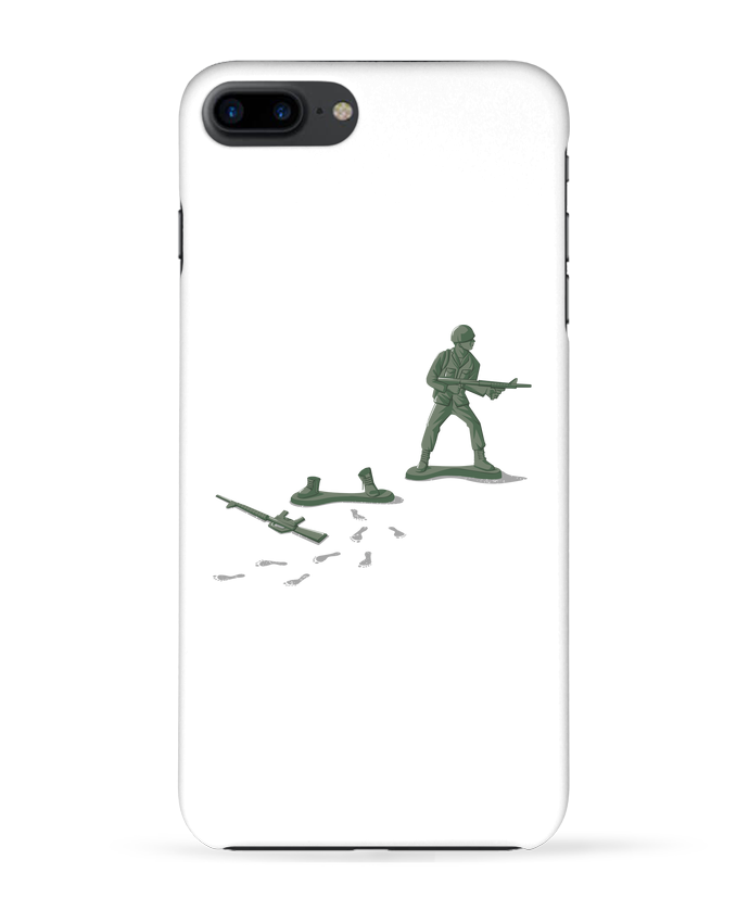 Carcasa Iphone 7+ Deserter por flyingmouse365
