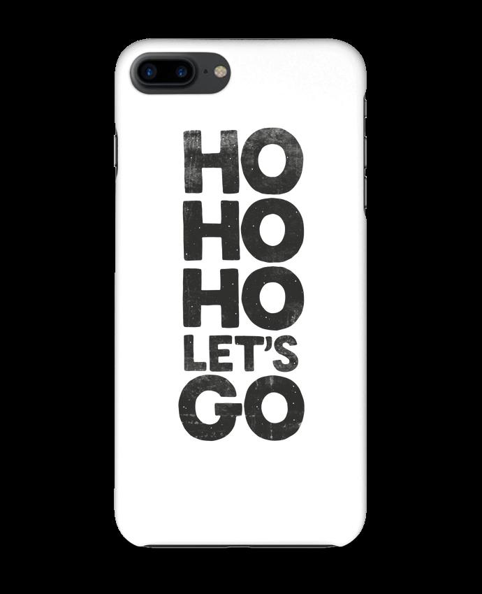 Carcasa Iphone 7+ Let's Go por Morozinka