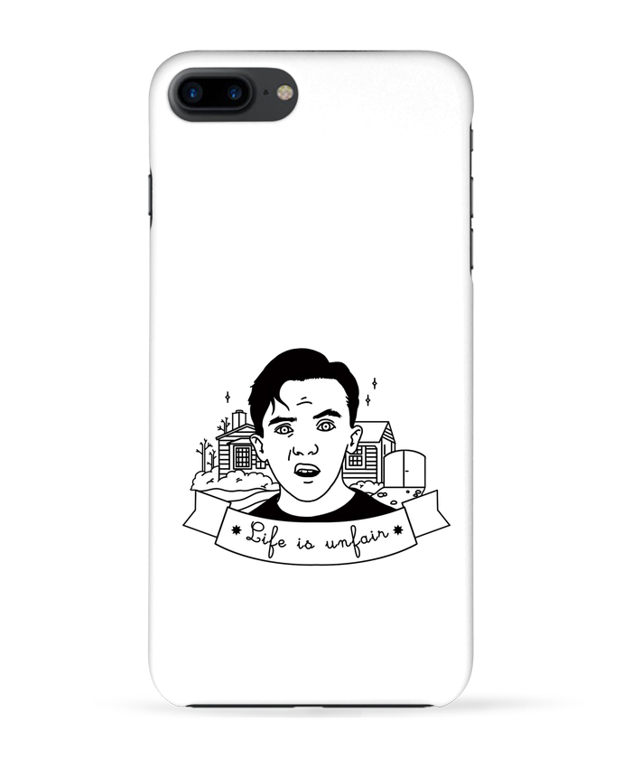 Carcasa Iphone 7+ Malcolm in the middle por tattooanshort
