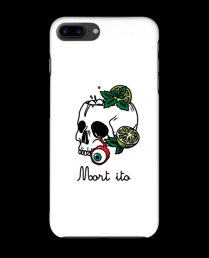 Carcasa Iphone 7+ Mort ito por tattooanshort