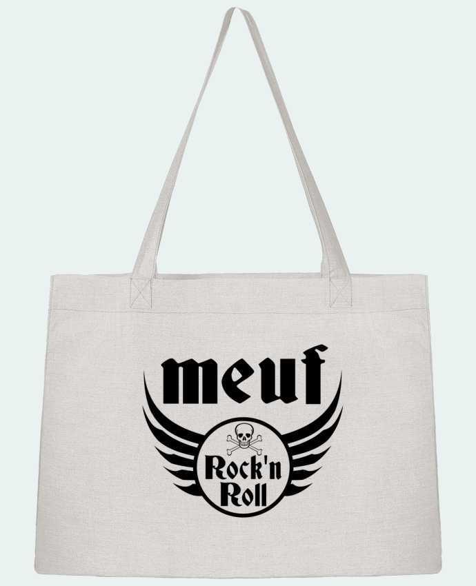 Bolsa de Tela Stanley Stella Meuf rock'n roll por Les Caprices de Filles