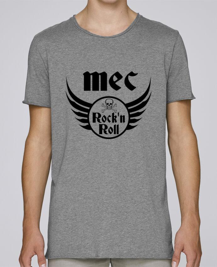 Camiseta Hombre Tallas Grandes Stanly Skates Mec rock'n roll por Les Caprices de Filles