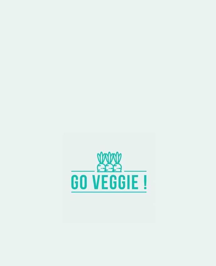 Bolsa de Tela de Algodón Go veggie ! por Folie douce