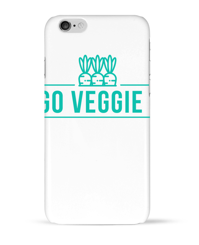 Carcasa  Iphone 6 Go veggie ! por Folie douce