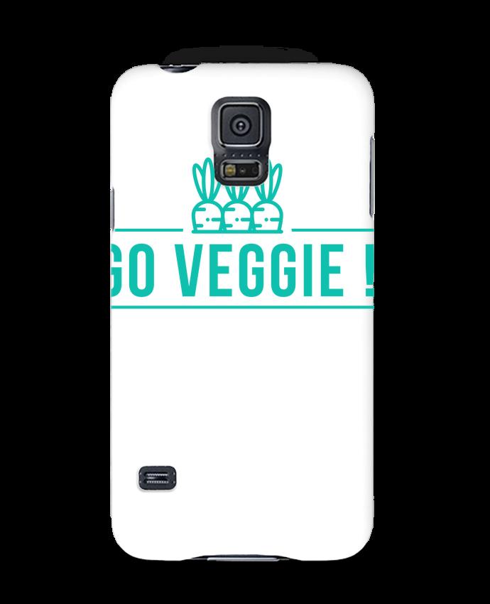 Carcasa Samsung Galaxy S5 Go veggie ! por Folie douce