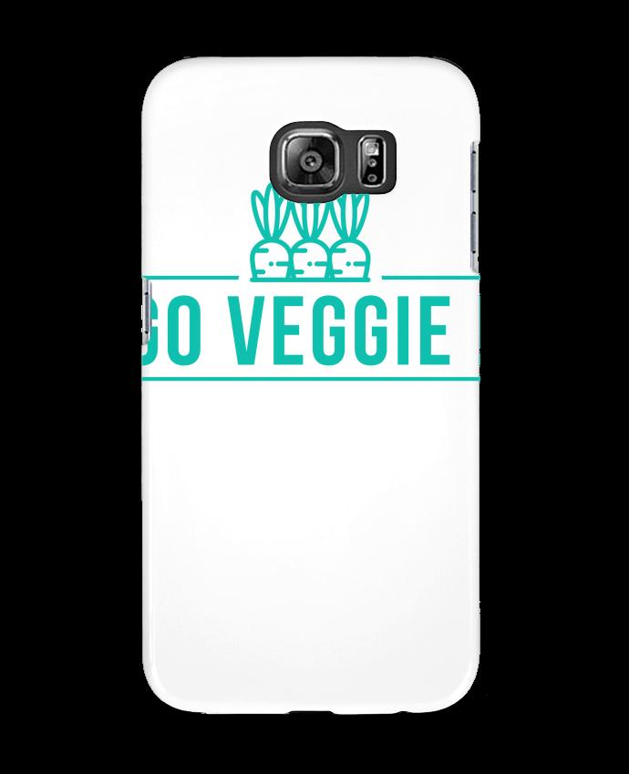 Carcasa Samsung Galaxy S6 Go veggie ! - Folie douce