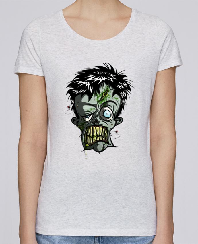 Camiseta Mujer Stellla Loves Toxic Zombie por SirCostas