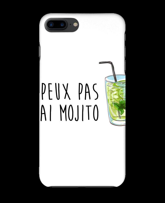 Carcasa Iphone 7+ Je peux pas j'ai mojito por FRENCHUP-MAYO