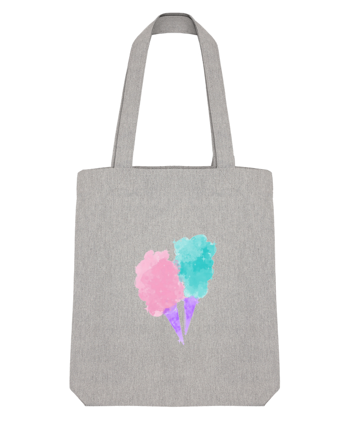 Bolsa de Tela Stanley Stella Watercolor Cotton Candy por PinkGlitter