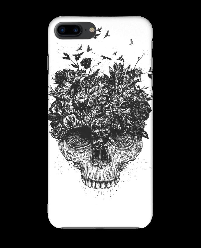 Carcasa Iphone 7+ My head is a jungle por Balàzs Solti