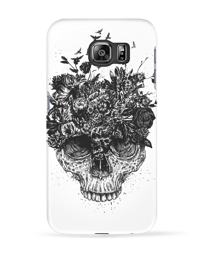 Carcasa Samsung Galaxy S6 My head is a jungle - Balàzs Solti