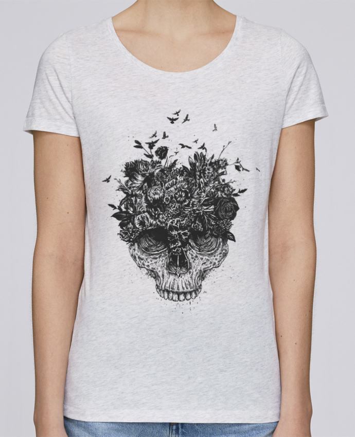 Camiseta Mujer Stellla Loves My head is a jungle por Balàzs Solti