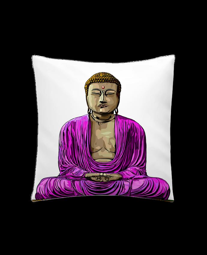 Cojín Sintético Suave 45 x 45 cm Bouddha Pop por Numartis