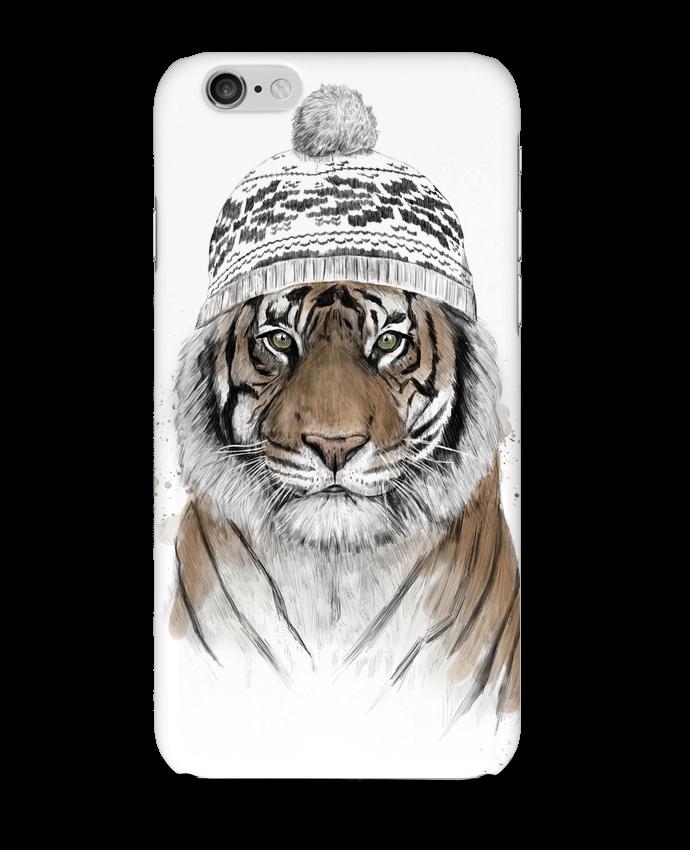 Carcasa  Iphone 6 Siberian tiger por Balàzs Solti