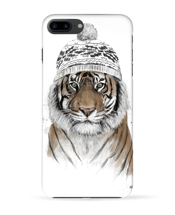 Carcasa Iphone 7+ Siberian tiger por Balàzs Solti