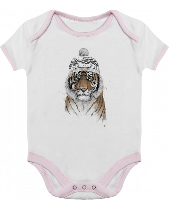 Body Bebé Contraste Siberian tiger por Balàzs Solti